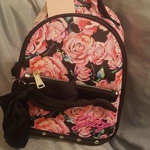 Juicy Couture in bloom in bloom backpack